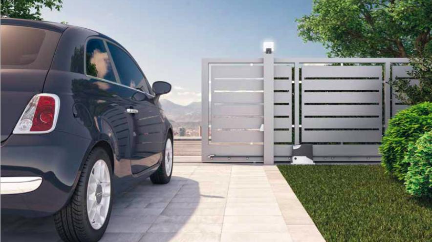 automatismos de puertas y garajes Cantabria Santander, Cematic