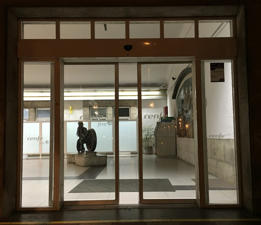 Puertas autom ticas de cristal cantabria puertas de - Puertas deslizantes de cristal ...