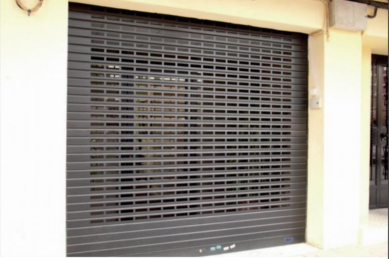 cierres de persianas enrollables galvanizadas cantabria, persianas